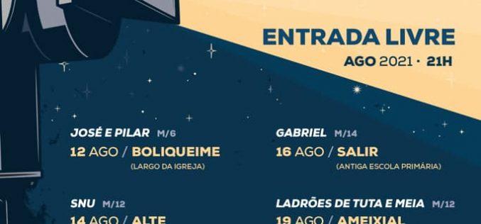 """""""Películas con estrellas"""" llega a Loulé"""