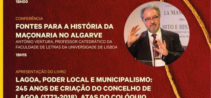 Lagoa conmemora los 245 años de creación del municipio