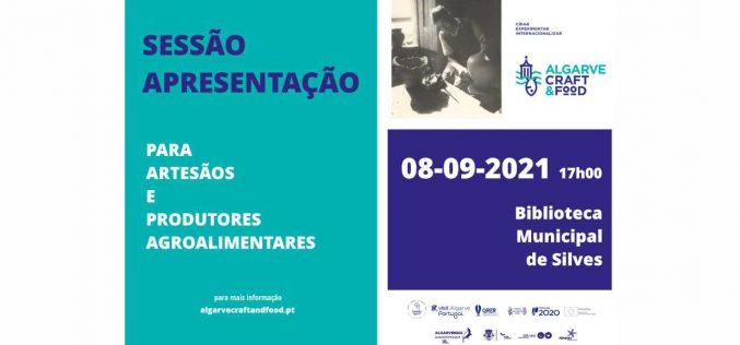 """Silves recibe el proyecto """"Algarve craft & food"""""""