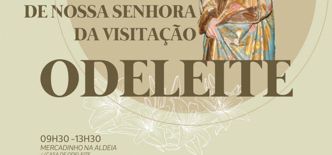 Odeleite celebra a Nuestra Señora de la Visitación