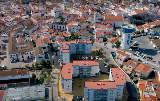 Avanza la rehabilitación urbana en Lagoa