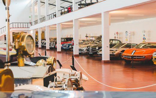 Museu do Caramulo nominado a los premios The Historic Motoring Awards 2021